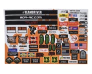 SOR Graphics V3 Scale Decal Sheet | alsopurchased