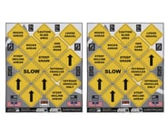 SOR Graphics Scale Street Sign Decal Sheet (2) | relatedproducts