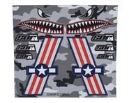 SOR Graphics Warfighter Decal Kit (Red, White & Blue Matte) (Medium) | relatedproducts