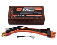 Spektrum RC 2S 100C Smart LiPo Shorty Pack Battery w/5mm Tubes (7.6V/6300mAh) | alsopurchased