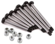 ST Racing Concepts Traxxas Bandit Polished Steel Rear Outer Hinge Pin Set | relatedproducts
