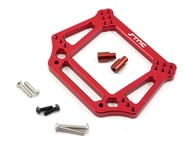 ST Racing Concepts 6mm Heavy Duty Front Shock Tower (Red) | relatedproducts