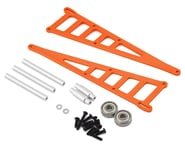 ST Racing Concepts Traxxas Slash Aluminum Adjustable Wheelie Bar (Orange) | relatedproducts