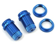 ST Racing Concepts Traxxas 4Tec 2.0 Aluminum Threaded Shock Bodies (2) (Blue) | relatedproducts