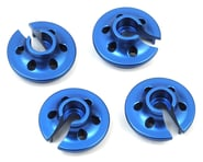 ST Racing Concepts Traxxas 4Tec 2.0 Aluminum Lower Shock Retainers (4) (Blue) | relatedproducts