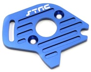ST Racing Concepts Aluminum Heatsink Motor Plate (Blue) (Slash 4x4) | relatedproducts