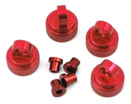 ST Racing Concepts Traxxas 4Tec 2.0 Aluminum Shock Caps (4) (Red) | relatedproducts