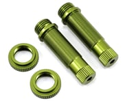 ST Racing Concepts SCX10 Aluminum Threaded Shock Body Set w/Collars (Green) (2) | product-related