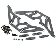 ST Racing Concepts SCX10 Aluminum Chassis Lift Kit (Gun Metal) | relatedproducts