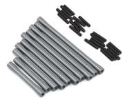 ST Racing Concepts SCX10 II RTR HD Suspension/Steering Link Set (10) (Gun Metal)   relatedproducts