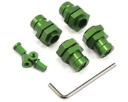 ST Racing Concepts Wraith Aluminum 17mm Hex Conversion Kit (Green) | relatedproducts
