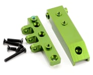 ST Racing Concepts Aluminum HD Rear Upper Link Mount (Green) | relatedproducts