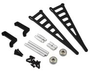 ST Racing Concepts DR10 Aluminum Wheelie Bar Kit (Black) | relatedproducts