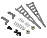 ST Racing Concepts DR10 Aluminum Wheelie Bar Kit (Gun Metal) | relatedproducts