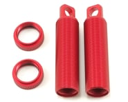 ST Racing Concepts XXX-SCT Aluminum Threaded Rear Shock Bodies (Red) (2) | product-related