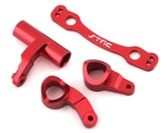 ST Racing Concepts Arrma 6S Aluminum HD Steering Bellcrank Set (Red) | alsopurchased