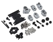 SSD RC Trail King Scale Transmission & Mount Set | alsopurchased