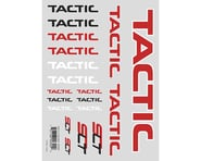 Tactic Die Cut Decal Sheet, 8x11"