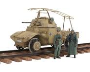 Tamiya P204(f) German Armored Railway Vehicle 1/35 Model Kit   product-related