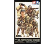 Tamiya 1/48 WWII US Army GI Set | product-related