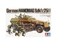 Tamiya 1 35 GERMAN HANOMAG 251 1 | product-related