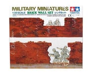Tamiya 1 35 BRICK WALL SET | relatedproducts
