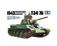 Tamiya 1/35 Russian 734/76 '43 Tank Model Kit | product-related