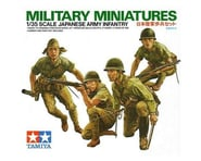 Tamiya 1/35 Japanese Army Infantry Model Kit (4) | product-related