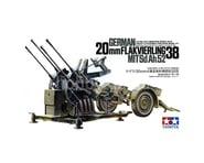 Tamiya Flakvierling 38 2cm Flak Gun 1/35 Model Kit | alsopurchased