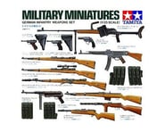 Tamiya German Infantry Weapon Set 1/35 Model Kit | relatedproducts