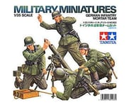 Tamiya 1/35 German Infantry Mortar Team Model | product-related