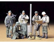 Tamiya 1/35 German Soldiers at Field Briefing | relatedproducts