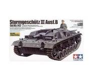 Tamiya 1/35 German Sturmgeschutz III Ausf. B Tank Model Kit | relatedproducts