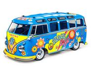 "Tamiya VW Volkswagen ""Flower Power"" Type 2 Van 1/10 On Road Kit (M-05) | alsopurchased"
