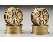 Tamiya Medium-Narrow 10-Spoke Wheels | product-also-purchased