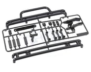 Tamiya Black Bumper (D Parts) 4x4 Vehicle | product-related