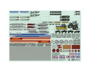 Tamiya Sponser Sticker Set Off Road Car | relatedproducts