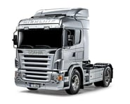 Tamiya 1/14 Scania R470 Highline Semi Silver Edition | relatedproducts
