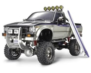 Tamiya Toyota Hilux High-Lift Electric 4X4 Scale Truck Kit | product-related