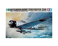 Tamiya 1/48 A6M2 Zero Fighter Type 21 Model Airplane TAM61016 | alsopurchased