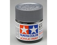 Tamiya X-11 Chrome Silver Gloss Finish Acrylic Paint (23ml) | alsopurchased