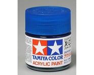 Tamiya Acrylic X23 Gloss,Clear Blue | alsopurchased