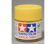 Tamiya Flat Yellow Mini Acrylic Matte Finish (6/Bx) | alsopurchased