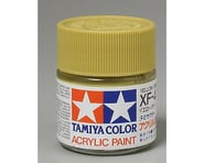 Tamiya Acrylic XF-4 Matte Finish Yellow Green Paint (23ml) | relatedproducts