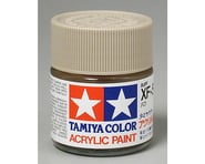 Tamiya XF-57 Flat Buff Acrylic Paint (23ml) | relatedproducts