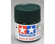 Tamiya XF-70 Flat Dark Green Acrylic Paint (23ml) | relatedproducts