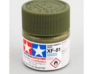 Tamiya XF 81 MINI DARK GREEN | relatedproducts