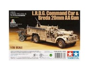 Tamiya 1/35 British LRDG Command Car & Breda 20mm AA Gun | relatedproducts