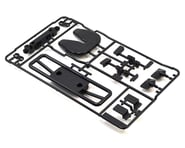Tamiya Grill & Mirror Set (Black) (H Parts) | relatedproducts