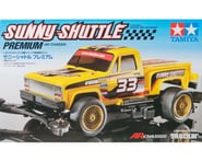 Tamiya 1/32 JR Sunny-Shuttle AR Chassis Mini 4WD Kit | alsopurchased